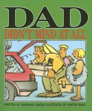 Cover of: Dad Didn