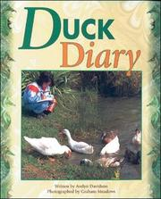Cover of: Duck Diary