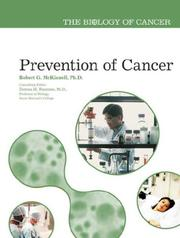 Cover of: Prevention of Cancer (The Biology of Cancer)