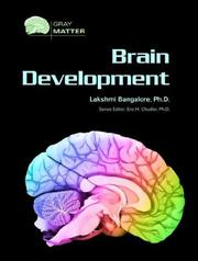 Cover of: Brain Development (Gray Matter)