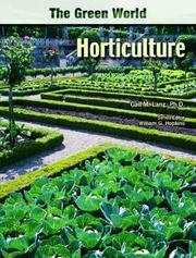 Cover of: Horticulture (The Green World)