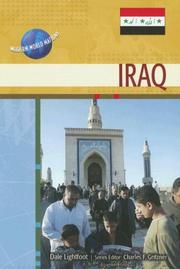 Cover of: Iraq (Modern World Nations)