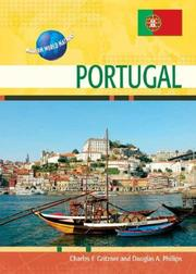 Cover of: Portugal (Modern World Nations) | Charles F. Gritzner