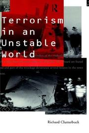 Cover of: Terrorism in an unstable world