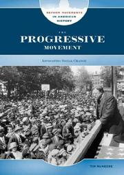 Cover of: The Progressive Movement: Advocating Social Change (Reform Movements in American History)