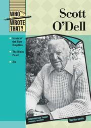 Cover of: Scott O'dell (Who Wrote That?)