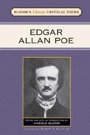 Cover of: Edgar Allan Poe (Bloom's Classic Critical Views)
