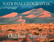 Cover of: Outdoor America 2004 Wall Calendar | National Geographic