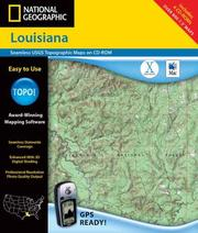 Cover of: National Geographic Louisiana |