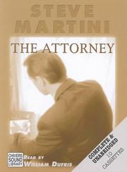 Cover of: The Attorney(4 Audiocassettes)