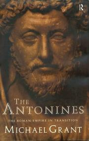 Cover of: The Antonines