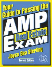 Cover of: Your Guide to Passing the AMP Real Estate Exam, Version 3.0