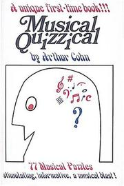 Cover of: Musical Quizzical