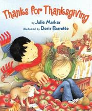 Cover of: Thanks for Thanksgiving