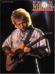 Cover of: Keith Whitley - Greatest Hits