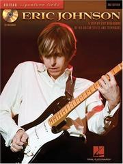 Cover of: Eric Johnson | Eric Johnson