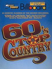 Cover of: 340. Billboard Top Country Songs of the