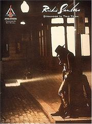 Cover of: Richie Sambora - Stranger In This Town