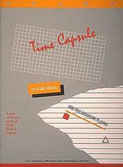 Cover of: Time Capsules