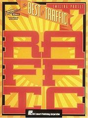 Cover of: The Best Of Traffic - Transcribed Score