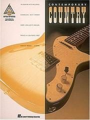 Cover of: Contemporary Country