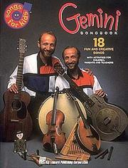 Cover of: Gemini Songbook