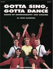 Cover of: Gotta Sing, Gotta Dance Book