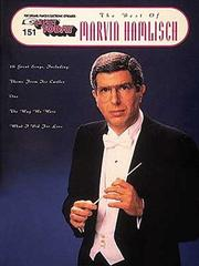 Cover of: E-z Play Today #151 - The Marvin Hamlisch Songbook