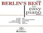 Cover of: Irving Berlin's Best No. 2