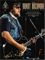 Cover of: The Randy Bachman Collection*