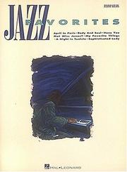 Cover of: Jazz Favorites | Hal Leonard Corp.