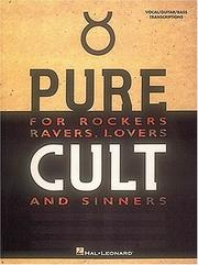 Cover of: The Cult - Pure Cult