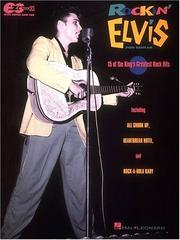 Cover of: Rockin' Elvis for Easy Guitar*
