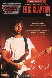 Cover of: EKM #153 - The Best Of Eric Clapton