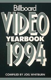 Cover of: Video Yearbook 1994