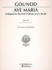 Cover of: Ave Maria