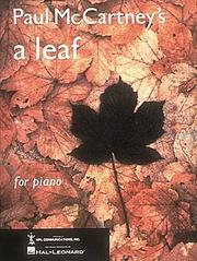 Cover of: A Leaf