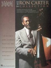 Cover of: Ron Carter Collection