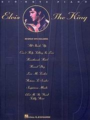 Cover of: Elvis - The King