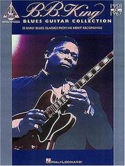 Cover of: B.B. King - Blues Guitar Collection 1958-1967* | B.B. King