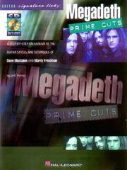 Cover of: Megadeth - Prime Cuts | Megadeth