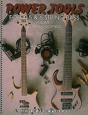 Cover of: Power Tools for Bass