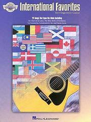 Cover of: International Favorites | Hal Leonard Corp.