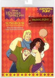 Cover of: The Hunchback of Notre Dame | Alan Menken