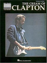 Cover of: The Cream of Clapton