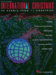 Cover of: International Christmas | Hal Leonard Corp.
