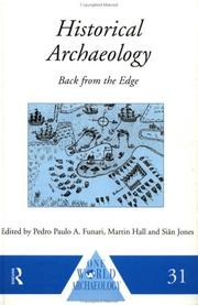 Cover of: Historical Archaeology