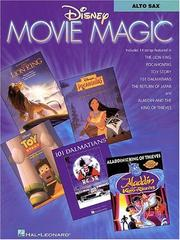 Cover of: Disney Movie Magic | Hal Leonard Corp.