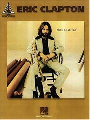 Cover of: Eric Clapton | Eric Clapton