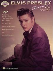 Cover of: Elvis Presley for Fingerstyle Guitar